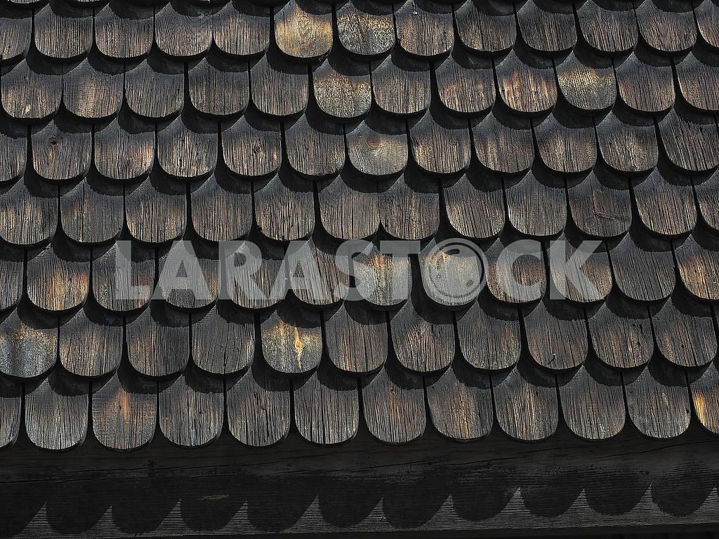 Деревянная крыша в Скансене — Изображение 74863
