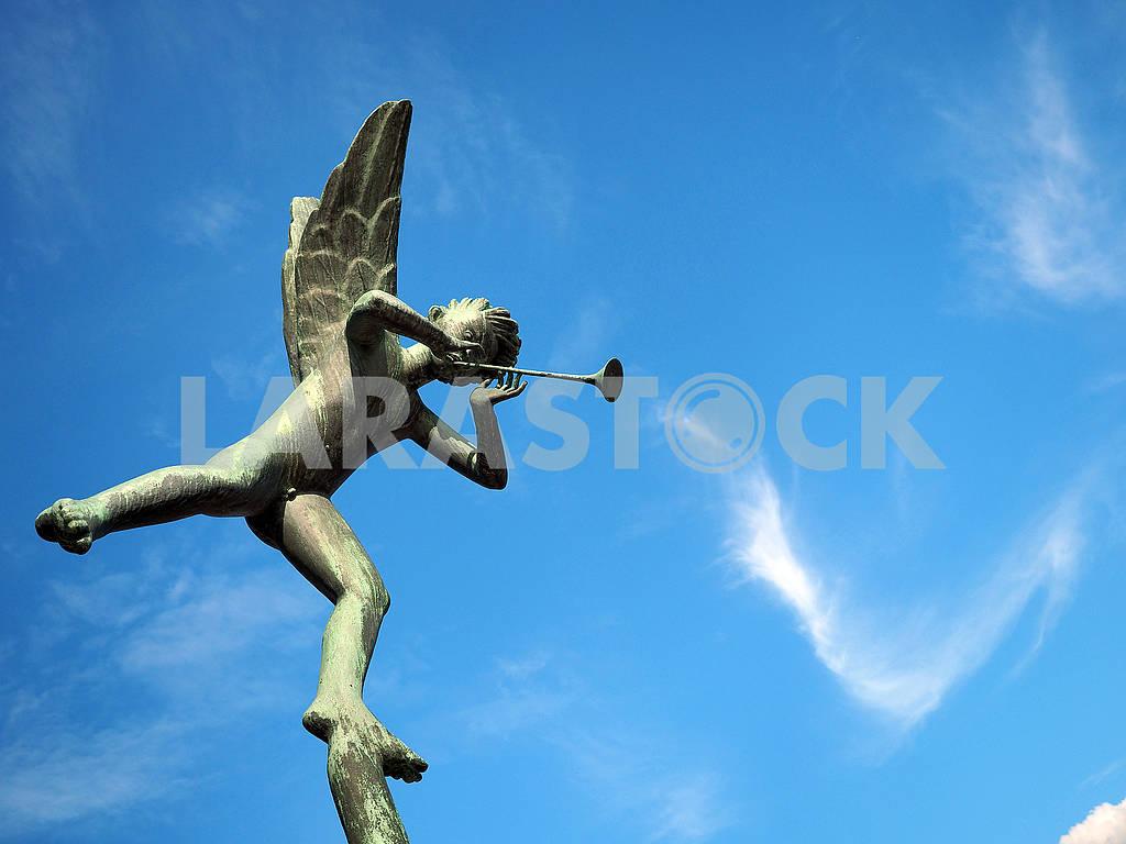 Скульптуры «парящего» скульптора  — Изображение 74881