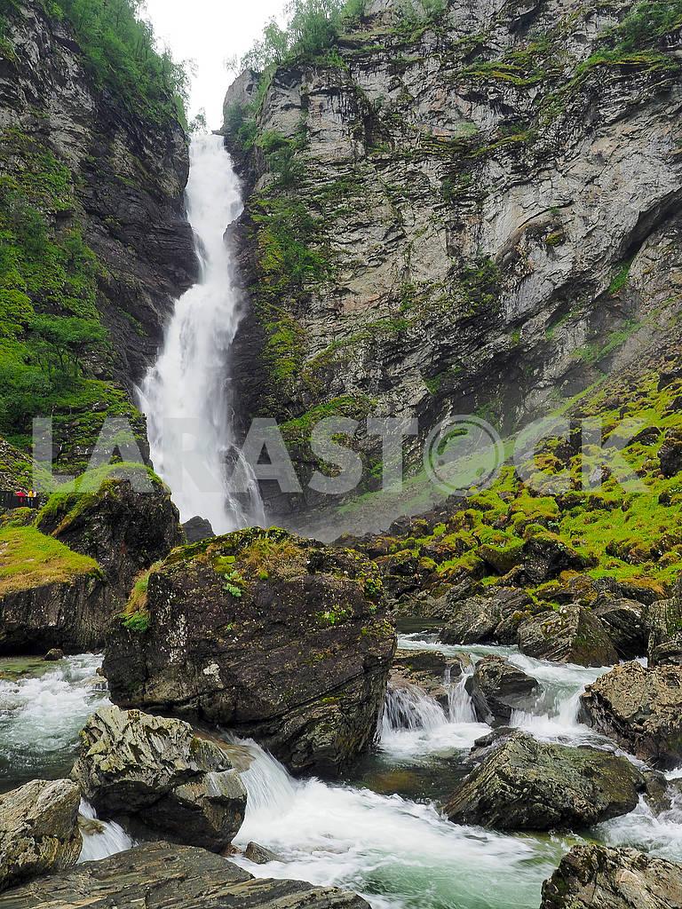 Водопад Сталхеймфоссен — Изображение 74907