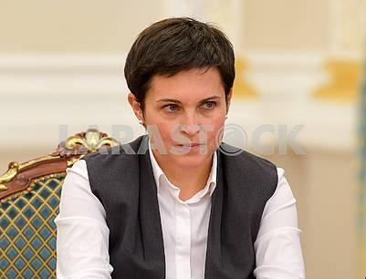 Tatyana Slipachuk - Head of the CEC