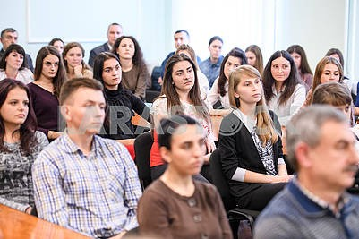 Студеческий сенат Каменец-Подольского университета
