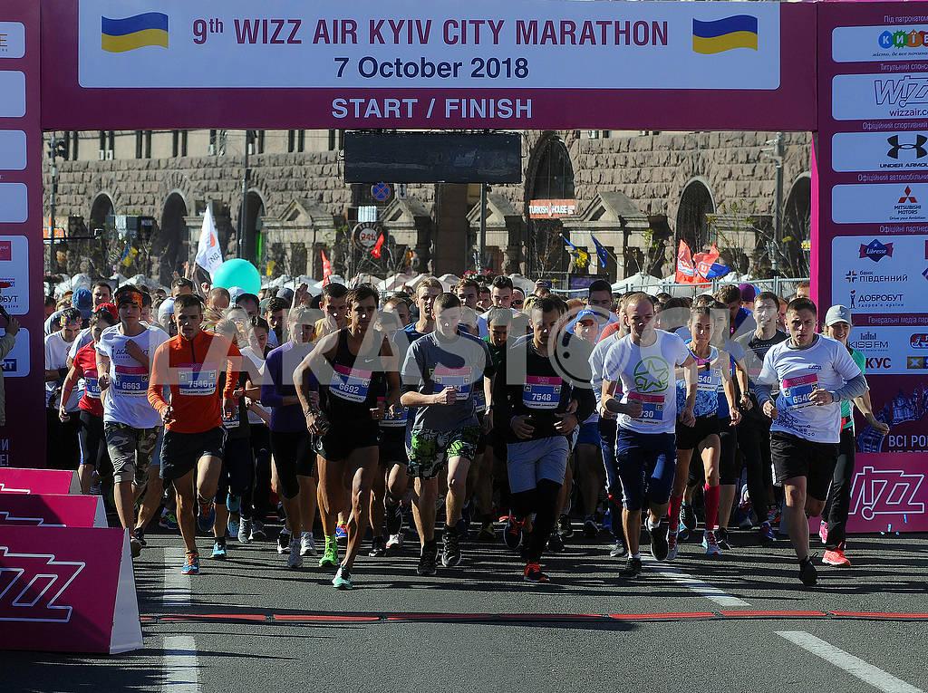 Participants of the marathon — Image 74981