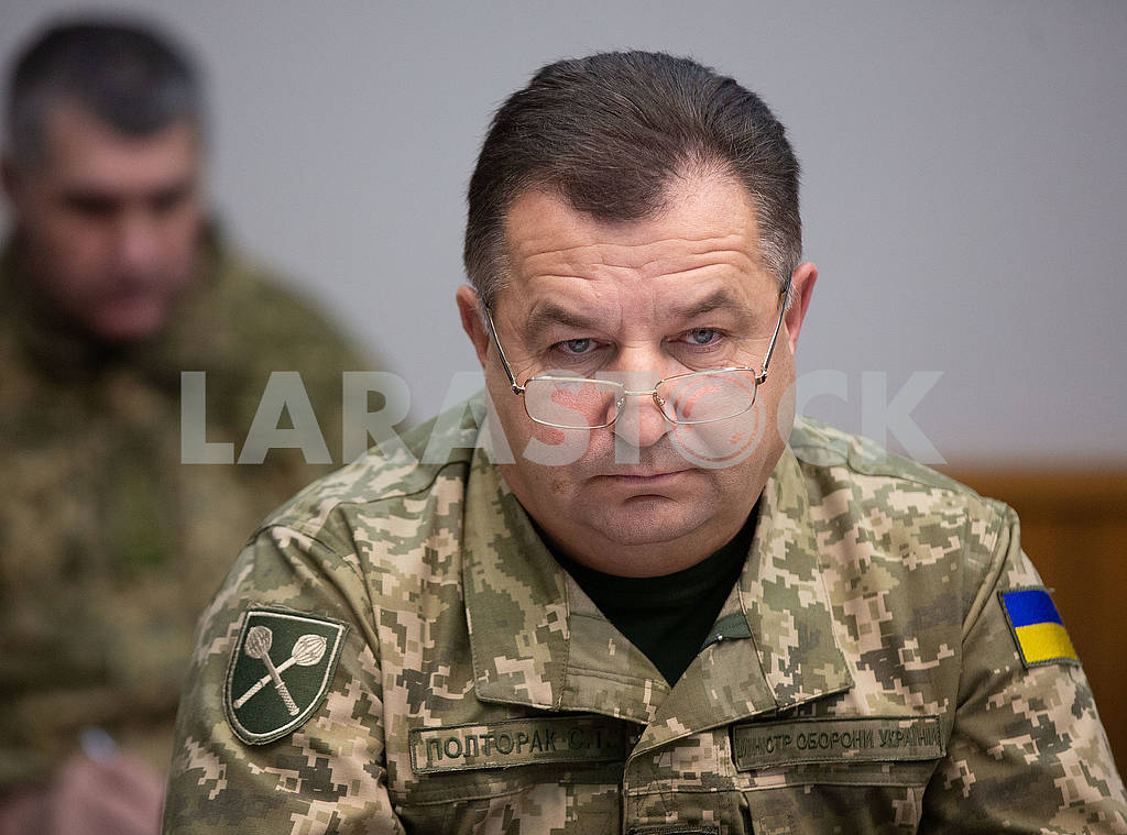 Stepan Poltorak, Minister of Defense — Image 74996