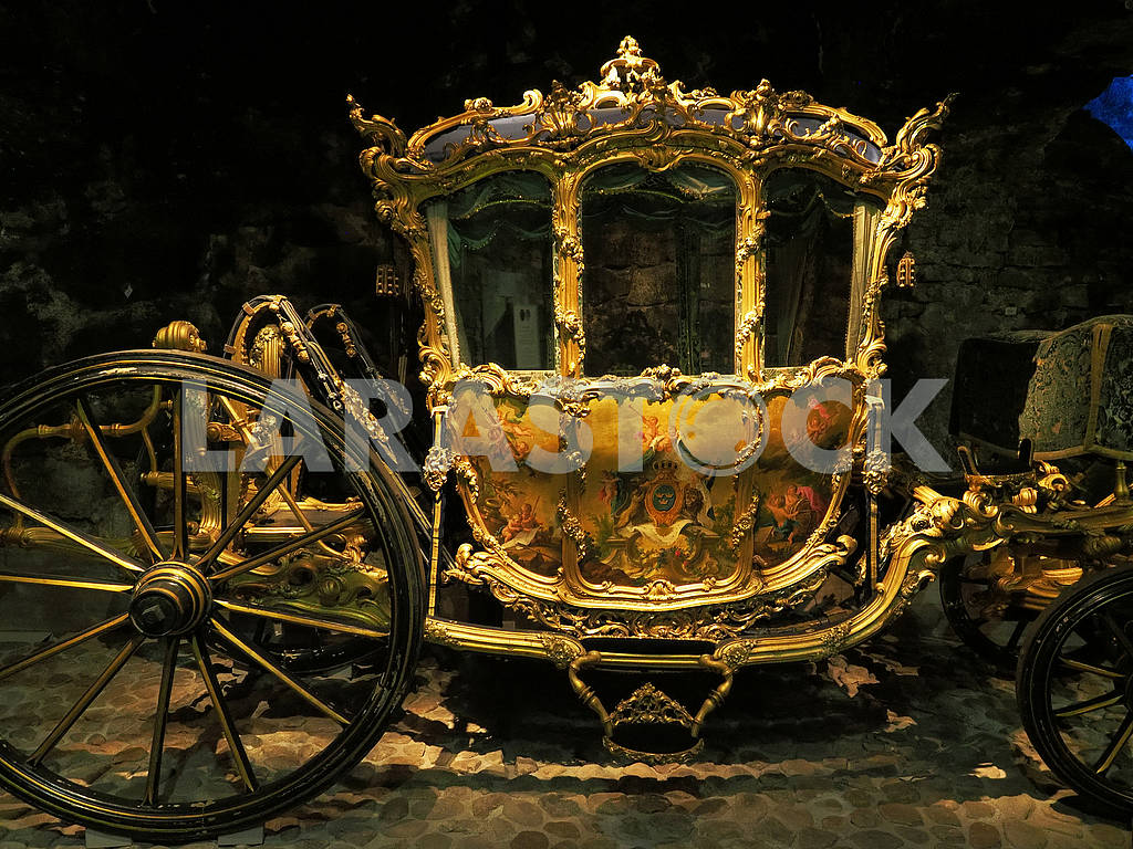 Carriage at the National Museum of Sweden — Image 74999
