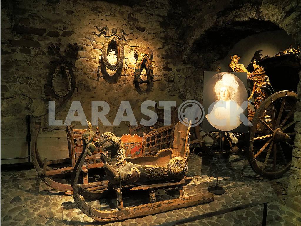 Экспонаты в Национальном музее Швеции — Изображение 75001