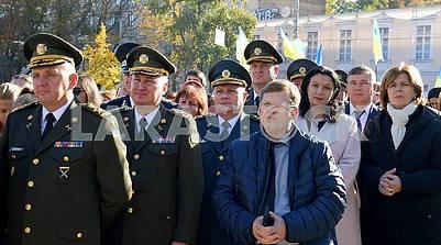 Министры на Софийской площади
