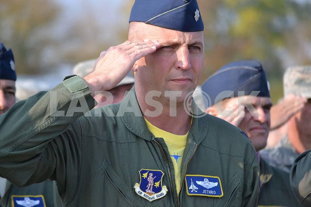 Американский летчик подполковник Сет «Джетро» Неринг — Изображение 75217