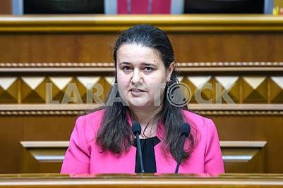 Oksana Markarova