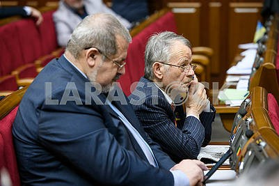 Рефат Чубаров, Мустафа Джемилев