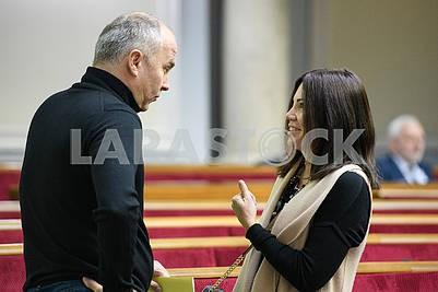 Nestor Shufrich, Victoria Syumar