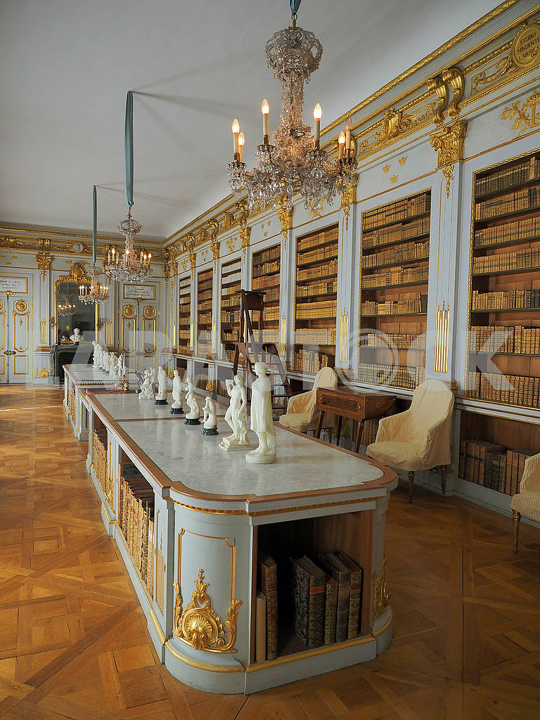 Библиотека королевского дворца — Изображение 75370