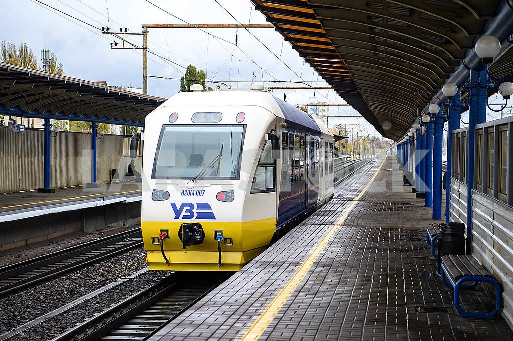 Железнодорожный экспресс Киев - Борисполь — Изображение 75555
