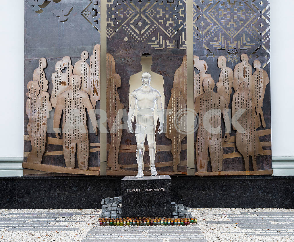Памятник Героям Небесной сотни в Житомире — Изображение 75655