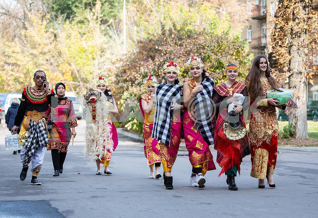 Участники фестиваля культур народов мира — Изображение 75670