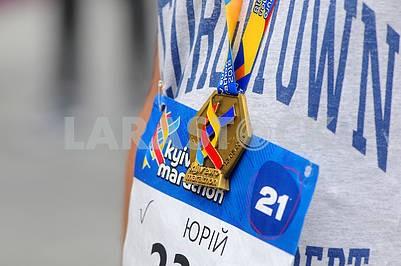 Marathon Participant's Medal