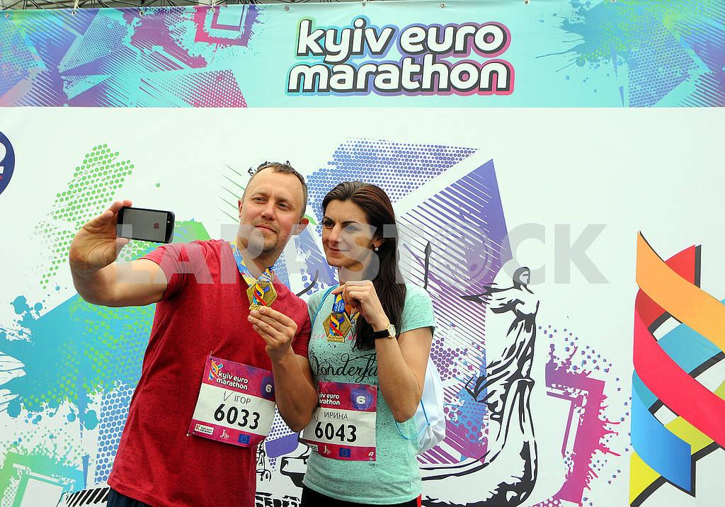 Half marathon participants — Image 75770