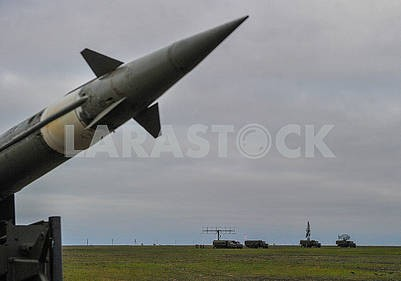 Зенитно-ракетний комплекс С-125М1