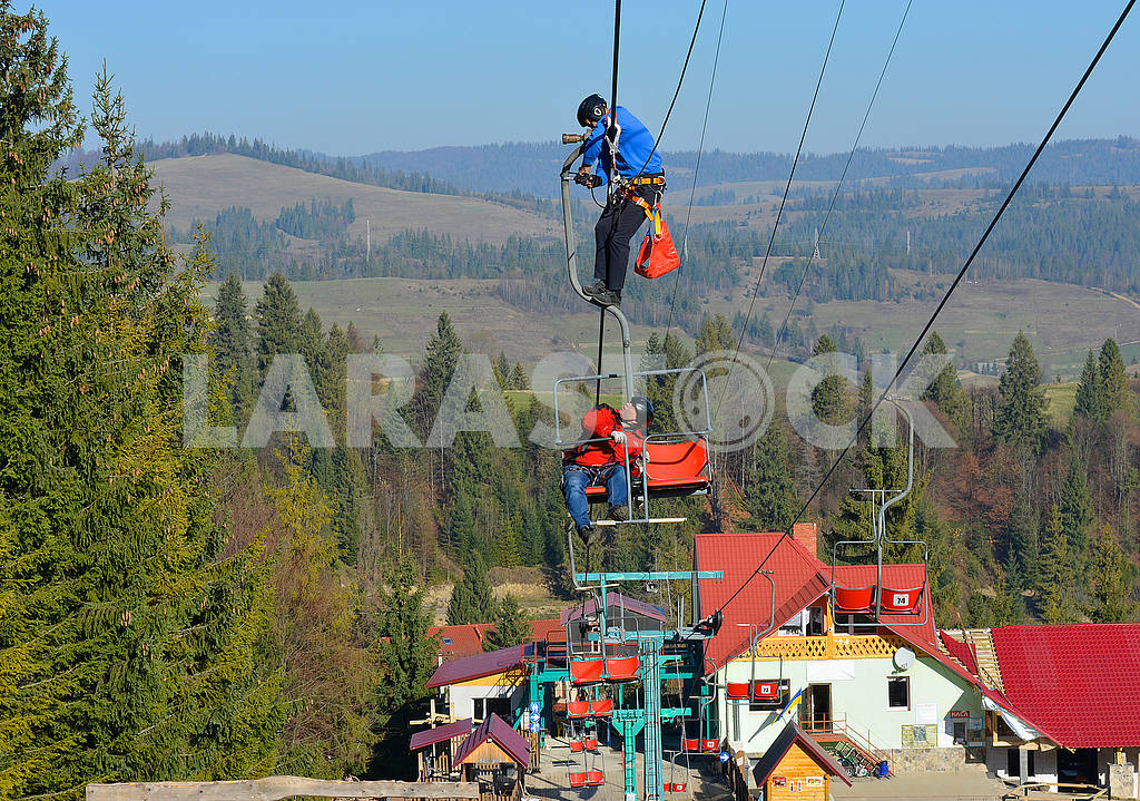 Tourist rescue exercises — Image 75844