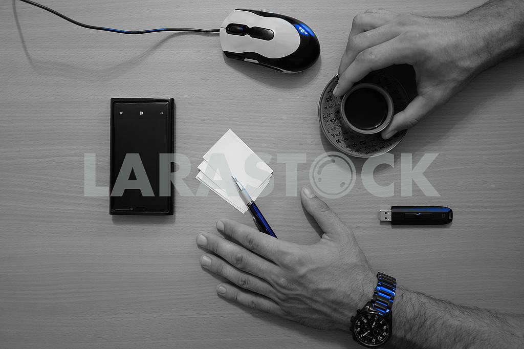 Чашка чая для современного человека в современном мире — Изображение 75933
