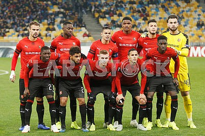 FC Rennes players