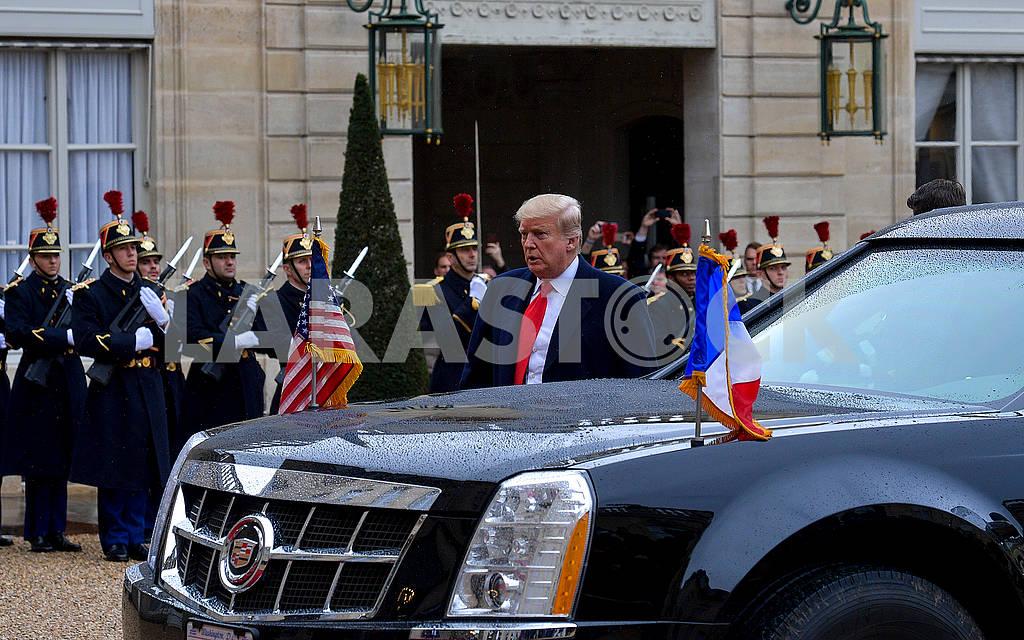 US President Donald Trump — Image 76107