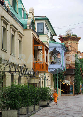 Old house in Tbilisi