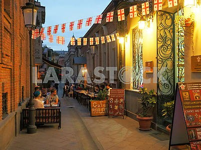 Уличное кафе Pavilion