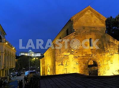 Церковь Анчисхати в Тбилиси