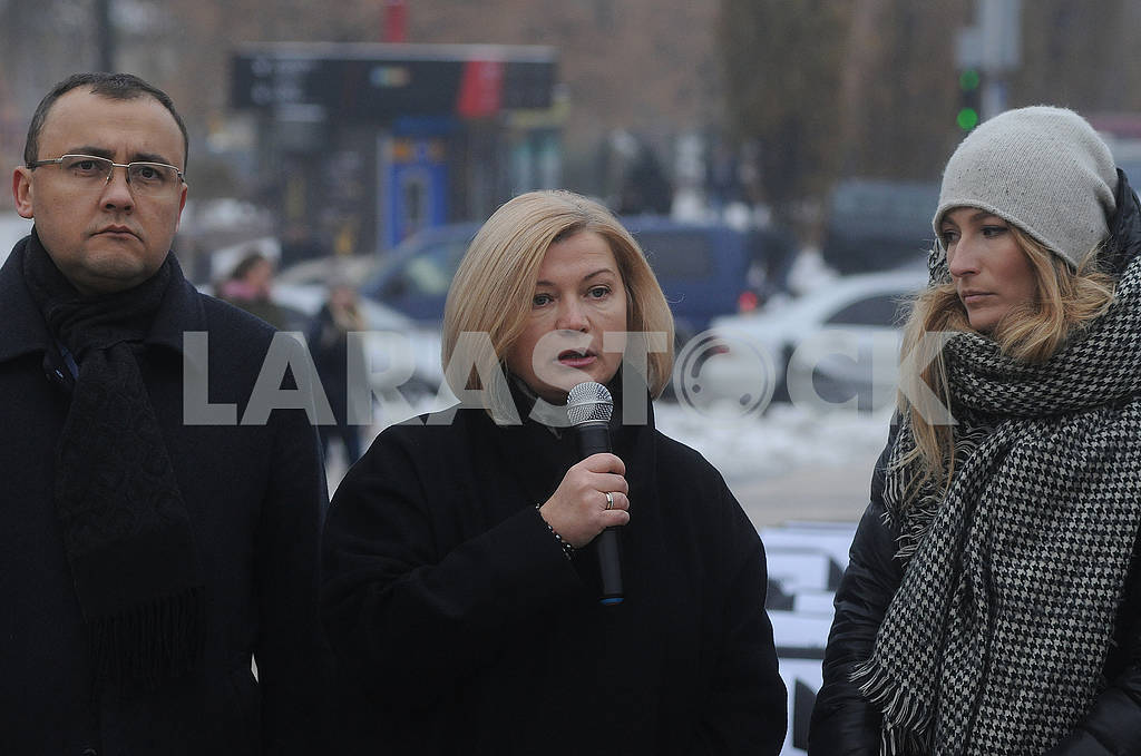Василий Боднар, Ирина Геращенко и Эмине Джапарова — Изображение 76335