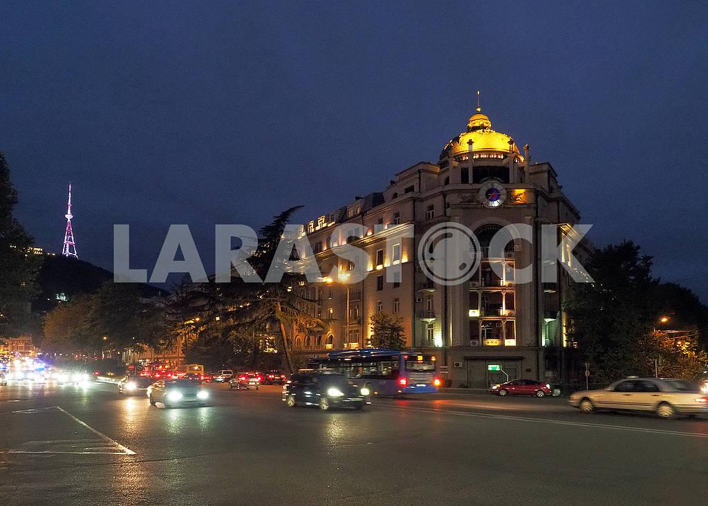 Вечерний Тбилиси — Изображение 76396