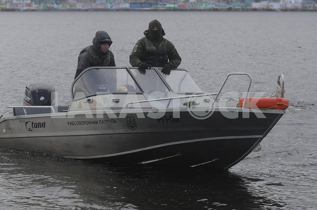 Катер рыбоохранного патруля — Изображение 76444