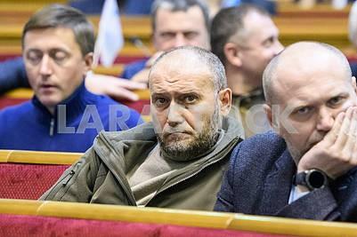 Dmitry Yarosh, Borislav Bereza