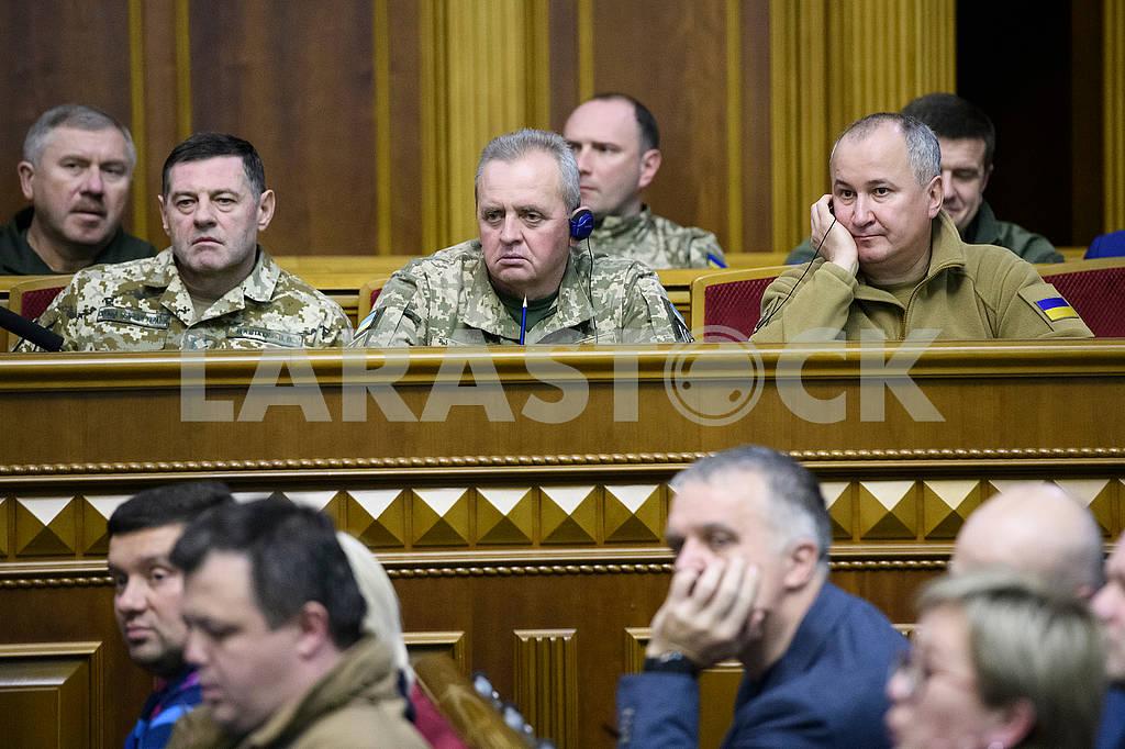 Vitaly Malikov, Victor Muzhenko, Vasily Gritsak — Image 76647