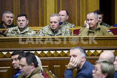 Vitaly Malikov, Victor Muzhenko, Vasily Gritsak