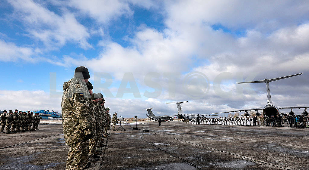 Paratroopers warriors — Image 76835
