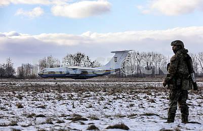 APU aircraft in Zhytomyr