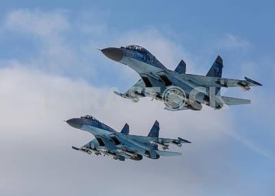 Самолеты МиU на Житомирщине