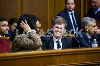 Pavel Rozenko, Deputy Prime Minister