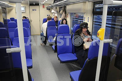 Железнодорожный экспресс Киев - Борисполь