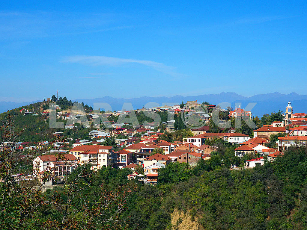 Sighnaghi City View — Image 77045