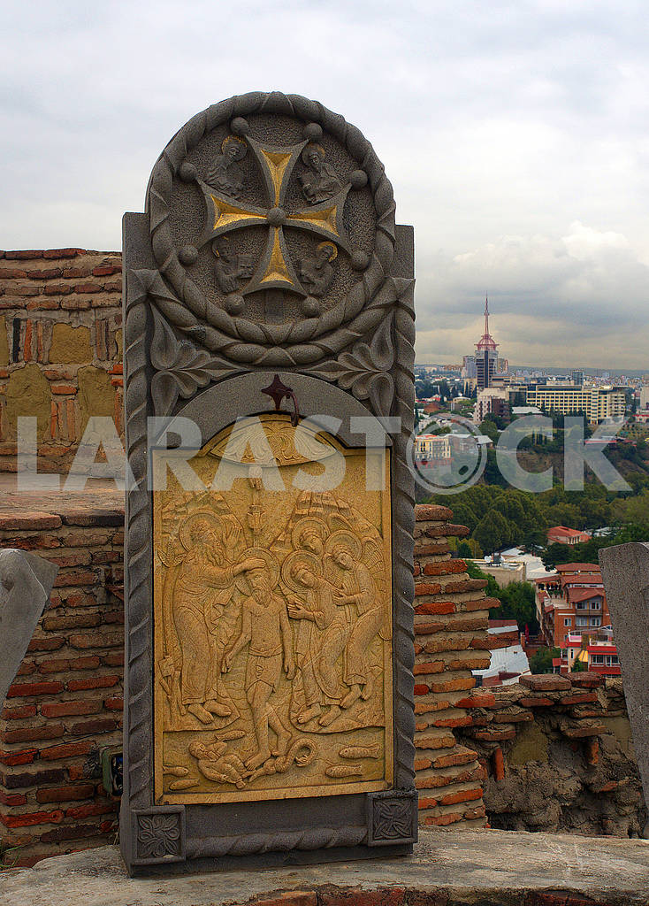Камень с религиозным сюжетом — Изображение 77048