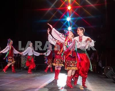Ukrainian dance, Hopak