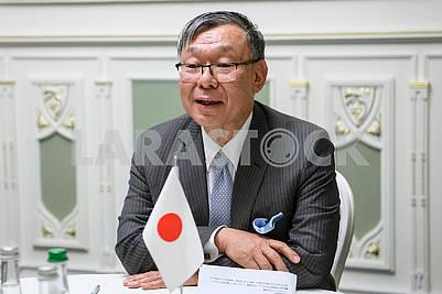Shigeki Sumi, Ambassador of Japan