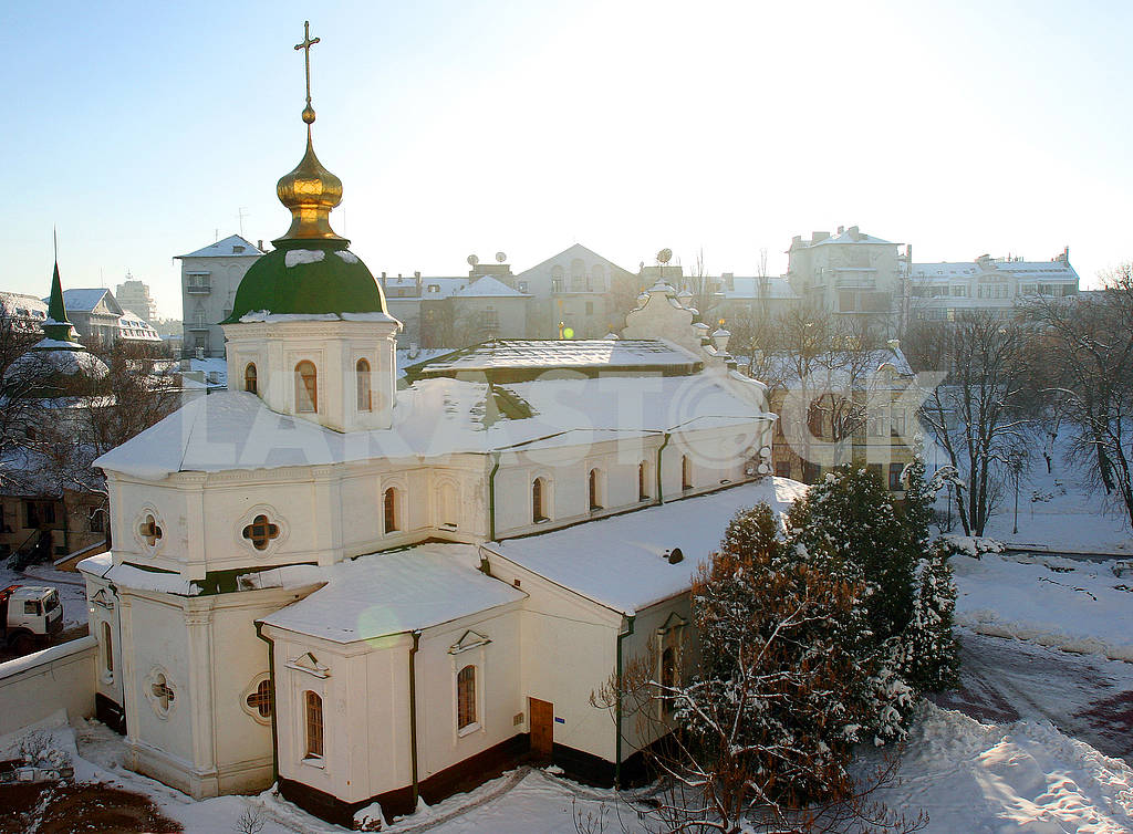 The refectory church of St. Sophia — Image 77155
