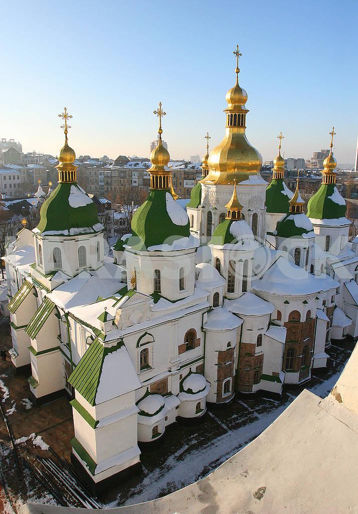 Софийский собор зимой — Изображение 77158