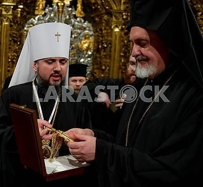 Metropolitan Epiphanius, Metropolitan Emmanuel