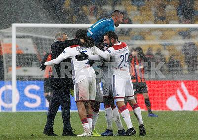 FC Lyon rejoices victory