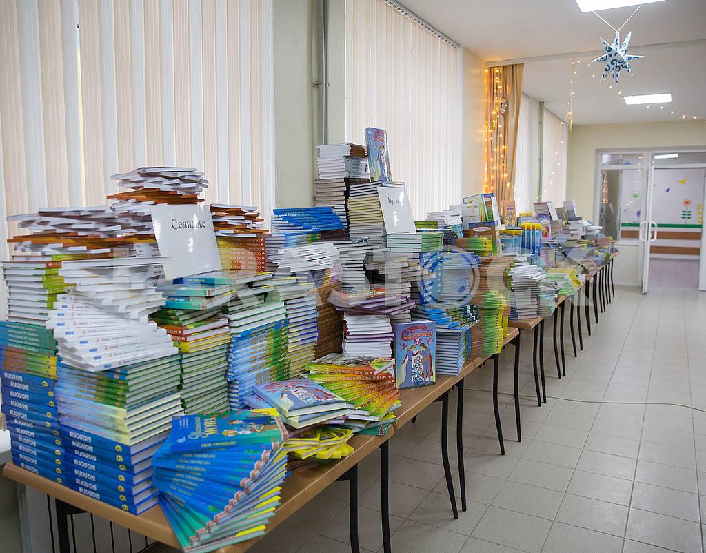 School books in Ukrainian in Volnovakha — Image 77315