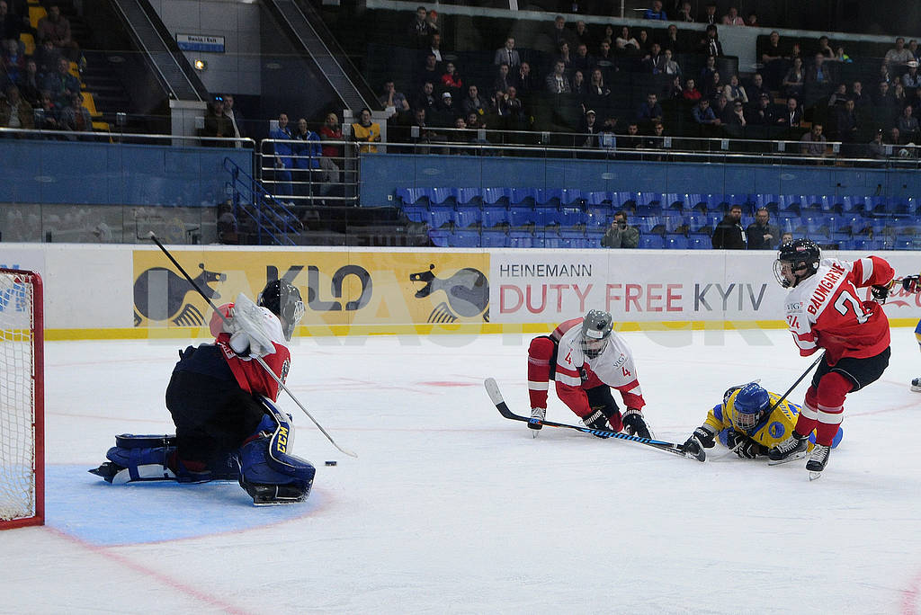 Match Ukraine - Austria on hockey — Image 77546