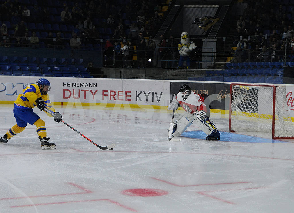 Match Ukraine - Austria on hockey — Image 77586